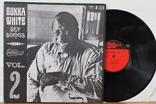 """Bukka White LP """"Sky Songs Vol. 2"""" Arhoolie 1020 ~ Orig 1965 ~ CLEAN"""