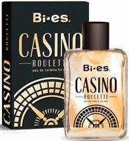 Bi Es EDT CASSINO ROULETTE for Men with Lasting Citrus Fragrance 100 ml