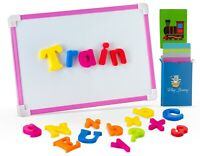 Play Brainy™ Magnetic Alphabet Set with 30 Fun and Educational Spelling cards