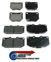 OE Specification Front and Rear Brake Pads Set Kit - R33 Skyline GTS-T RB25DET