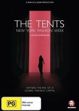 The Tents (DVD, 2012)---FREE POSTAGE