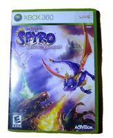 The Legend of Spyro: Dawn of the Dragon (Microsoft Xbox 360, 2008) no manual