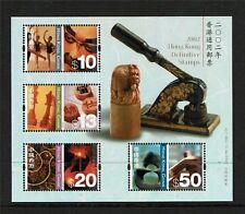 Hong Kong 2002 Definitives MS SG 1135 MNH