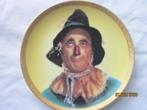 Wizard of Oz,Loew's, Scarecrow Plate