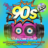 CD Hits Of The 90s von Various Artists 3CDs