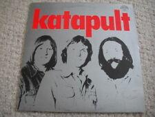 Katapult - Katapult LP Czech Blues/Hard Rock