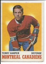 1970-71 OPC OPEECHEE Terry Harper #53 - Canadiens