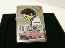 2009 zippo0 lighter (case only - without insert) - ELVIS CADILLAC(0629/7500)