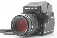 [MINT]  MAMIYA M645 1000S + AE Finder + Sekor C 150mm f/4 Lens  from JAPAN
