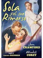 SOLA COL SUO RIMORSO - 1950 - A & R PRODUCTIONS - DVD nuovo sigillato [dv67]