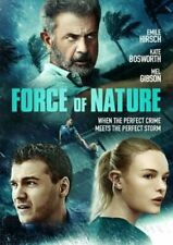 Force Of Nature NEW DVD MEL GIBSON SHIPPING NOW