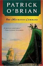 Aubrey/Maturin Novels: The Mauritius Command 4 by Patrick O'Brian (1991, Paperba
