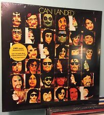Can Landed LP sealed vinyl + download RE reissue remastered