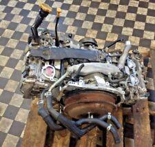 Original 10-2011 Subaru Outback 2.5L SOHC SMPI 16-valve 4-cyl boxer Motor Engine