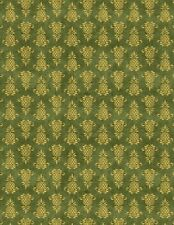 Wilmington The Way Home by Jennifer Pugh 82502 755 Green Pineappl Cotton Fabric