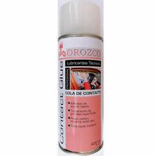 Adhesivos en spray
