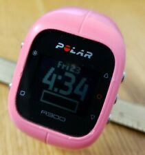 Polar A300 Fitness and Activity Monitor Watch (Sorbet Pink)- Excellent Condition