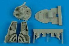 AIRES HOBBY 1/48 F8F1 WHEEL BAY FOR HBO | 4574