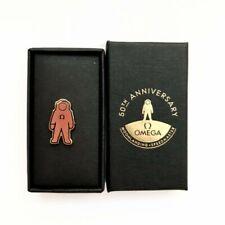 OMEGA Apollo 11 Moon Landing authentic 50th Anniversary Novelty Pin Batch