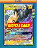 Pikachu & Zekrom GX 33/181 for Pokemon TCG Online (PTCGO, Digital Card)