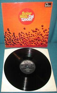 CAL TJADER Solar Heat ORIGINAL 1st UK FONTANA 1969