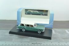Neo 47115 Plymouth Valiant 1960 Green Car 143 Scale
