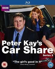 Peter Kay's Car Share Series 2 BD [Blu-ray] New & Sealed