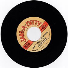FUNK 45RPM - SHO-NUFF MUSIC ON JAM-A-DITTY - RARE!