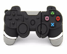 1pc 64GB Playstation Remote Controller Keychain USB Flash Thumb Drive USA Shipp