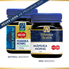 Manuka Health MGO 550+ Pure Manuka Honey