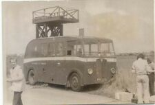 AEC Nottingham City Transport  Small Sized Photograph Location Unknown