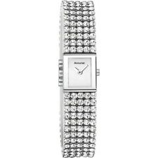 NEW Accurist Ladies Crystal Set Bracelet Watch LB1504