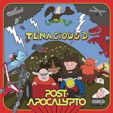 Tenacious D Post Apocalypto CD Nuovo Sigillato