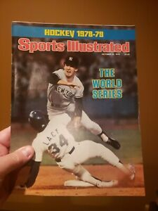 Sports Illustrated Oct. 23, 1978 The World Series - Yankees & Dodgers No Label