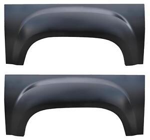 """Upper Wheel Arch Quarter Panel for 5.5"""" Bed for 07-13 GMC Sierra PAIR"""
