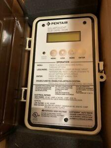 Pentair SOLARTOUCH 521590 Solar Control Unit