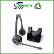 Plantronics CS520 Binaural Wireless Headset 84692-03 NEW