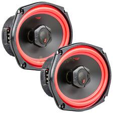 "Cerwin Vega V469 6x9"" 2 Way Coaxial Car Speakers Titanium Dome Tweeter Pair"