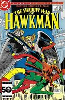 Shadow War Of Hawkman Comic 3 Copper Age First Print 1985 Isabella DC