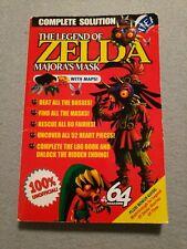 The Legend Of Zelda Majora's Mask Complete Solutions
