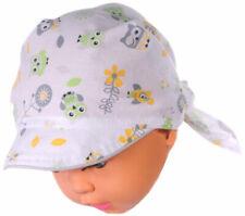 BLUE SEVEN Baby Mädchen Set Kopftuch Halstuch Newborn Set Babymütze Babytuch