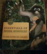 Essentials of Physical Anthropology Discovering Our Origins: Essentials of Phys…