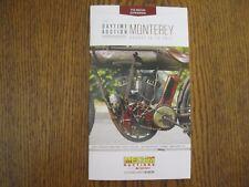 Mecum Daytime Auction  Aug 16-19,  2017   Motorcycle Auction Catalog