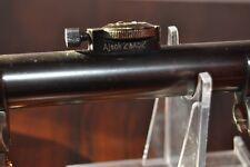 Ajack Zielfernrohr 2 1/2x52 K98 Steel Sniper Scope 18948 Linsenschoner um 1920