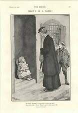 1906 Frank Adams Social Reformer Cartoon