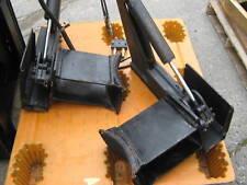 BRUDI FORKLIFT BARREL ROTATOR CLAMP ATTACHMENT CBA25.11