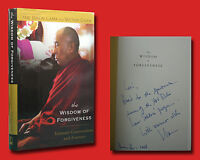 The Wisdom of Forgiveness by Victor Chan (2004,HC,1st/1st) SIGNED VERY GOOD