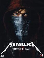 Metallica - Through the Never - DVD - SIGILLATO