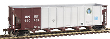 WALTHERS 932-7818 RD4 COAL HOPPER 6 PACK  BNSF # 3