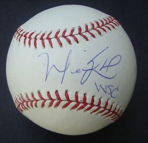 Manny Ramirez  Signed Baseball Autographed MLB COA